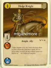 A Game of Thrones LCG - 1x Hedge Knight #040 - Ice and Fire Draft Pack