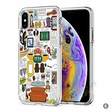 Friends Gel Case Cover For Apple iPhone Samsung Huawei Etc 092-6