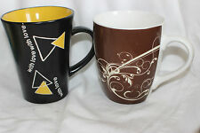 2 Mug Cup Marks & Spencer  and With Love Prima