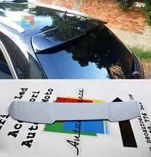 AUDI A4 B8 8K AVANT 2008-2014 SPOILER SUL TETTO LOOK RS4 ALETTONE POSTERIORE