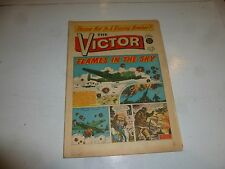 VICTOR Comic - Issue 130 - Date 17/08/1963 - UK Paper Comic
