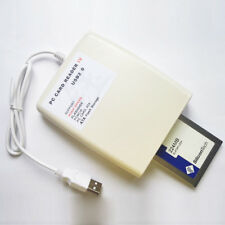 USB 2.0 PC Card Reader Support Flashdisk PCMCIA PC Card ATA Flash Storage Hot CI