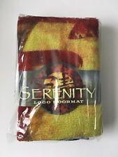 Loot Crate November 2017 Firefly Serenity Logo Doormat Rug