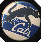 1963 Geelong The Cats pin back badge 1960s r
