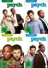 Psych - Die komplette 5. - 8. Staffel (James Roday)                  | DVD | 242