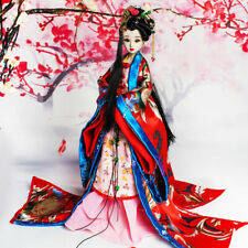 1:6 Scale Chinese Cultural Play Scaled Doll Beauty Diaochan BJD Toys Gifts