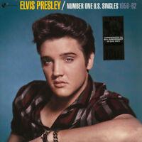 Elvis Presley - Number One U.S. Singles 1956-6 (Vinyl LP - 2016 - EU - Original)