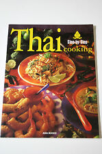 Step By Step Thai Cooking (Asia Books, PB) VGC