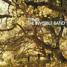 Travis - The Invisible Band INDEPENDIENTE RECORDS CD 2001