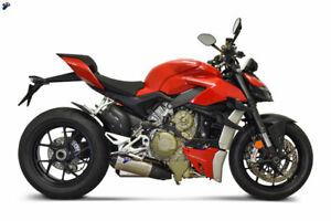 2020-2021 Ducati Streetfighter V4  Termignoni Titanium  Exhaust