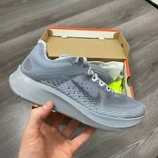 NIKE ZOOM FLY SP FAST GREY RUNNING TRAINERS SIZE UK6 US7 EUR40 BV3245-001