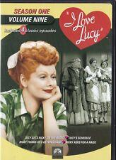 I Love Lucy - Season One Volume Nine   [R1]