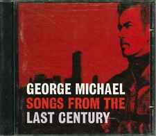 "GEORGE MICHAEL ""Songs From The Last Century"" CD-Album"