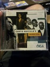 Curtis Mayfield's Chicago Soul by Curtis Mayfield (CD, Nov-1995, Epic/Legacy)