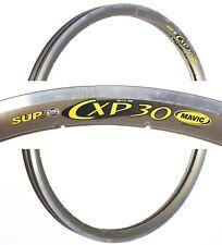 """NOS PAIR MAVIC CXP30 CXP 30 CLINCHER RIMS 28"""" 700C 24H HOLES VINTAGE 90S RACING"""