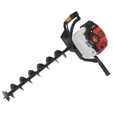 Heavy Duty Essence 52CC Fence Post Hole Digger sol Metal Fence & 100 mm Auger