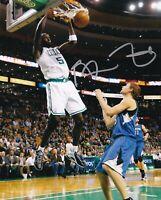 Kevin Garnett Autographed Signed 8x10 Photo ( HOF Celtics ) REPRINT