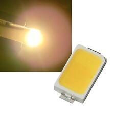 50x Warm White 5730 SMD Leds , 80mA=32lm, 150mA=44lm/Highpower Smds LED White