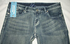 Women's Rock&Republic Jeans NWT Made in USA Rare Blue Color Zip Fly Size 31
