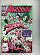Avengers #306-1989 fn+ John Byrne Paul Ryan Lava Men