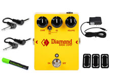 Diamond Pedals Bass Comp Compressor PRYMAXE PEDAL BUNDLE