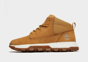 BRAND NEW IN BOX - TIMBERLAND TREELINE MID ANKLE WALKING BOOTS - TAN - SIZE 5.5