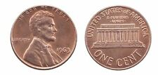 Lincoln cent - 1963
