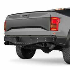 ICI 2017-19 Ford F150 Raptor Baja Bumper w/o Parking Sensors Full Width Black