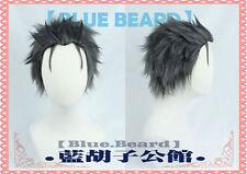 Re:Zero kara Hajimeru Isekai Seikatsu Subaru Natsuki Cosplay Wig Mixed Gray:z