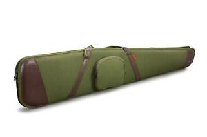 einfache Gewehrtasche grün 128cm für Waffen ohne ZF
