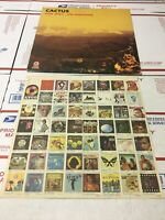 Cactus 1971 LP Record One Way...Or Another SD 33-356 ATCO