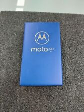 Stuck on Firmware Bootloader Motorola Moto E6 XT20051 16GB Starry Black