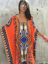 Dashiki Dress Plus Size Traditional Maxi Dresses African Clothing Womens Tribal