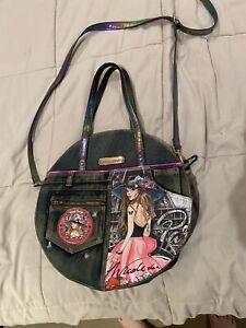 Nicole Lee Denim Handbags