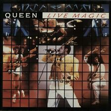 QUEEN Live Magic 1986 UK VINYL LP EXCELLENT CONDITION
