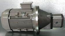 Hydraulikaggregat 18l/min / Elektromotor 4,0 KW /Motor-Pumpeneinheit Holzspalter