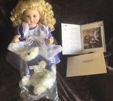 1999 14� Marie Osmond Beary Best Friends Doll In Box