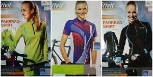 Ladies Bicycle Jersey Crivit Sports
