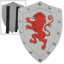 Rampant Lion Valor Medieval Battle Foam Costume Pretend Play Shield