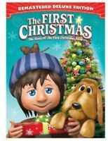 The First Christmas: The Story of the First Christmas Snow [New DVD] Deluxe Ed