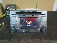 11 12 13 Kia Optima Radio Cd Mp3 Player Sirius 2011 2012 2013 96160-2T000Ec5