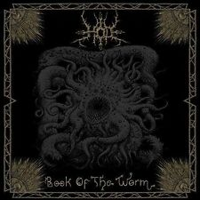 Hod - Book of the Worm CD 2014 blackened death metal