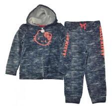 Conjuntos de ropa de manga larga en azul para niñas de 0 a 24 meses
