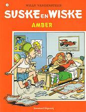 SUSKE EN WISKE 015 - AMBER (HERUITGAVE VOOR SHELL)