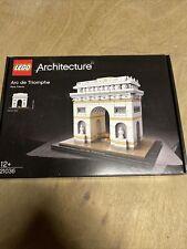 Lego Architecture - Arc de Triomphe - 21036 - SEALED