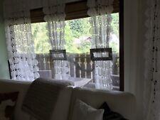 6 X mal Gardine Home Affaire Weiß Gut Zustand LP 600€