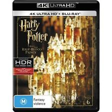 Harry Potter & The Half Blood Prince - 4K Ultra HD