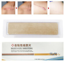 1 Pcs Silica Sheeting Scar Removal Therapy Patch for Trauma Acne Pregnancy Scar