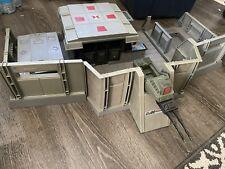 GI Joe 1983 Vintage Headquarters Command Center, Incomplete- Parts/project