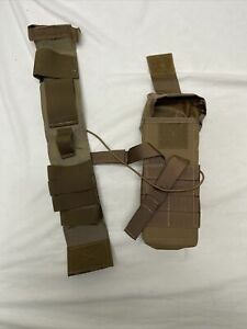 JBC Corp. Joint IFAK Pouch With Kit Insert Coyote Brown USMC Medical